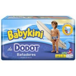 Pack 12 Couches de bains de la marque Dodot Maillot de bain de taille 4 sur Tooly